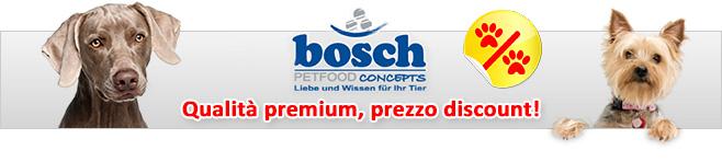 Alimenti per cani Bosch