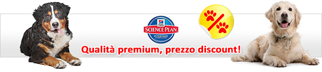 Crocchette per cani Hill's Science Plan