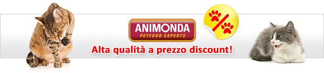 Cibo umido per gatti Animonda
