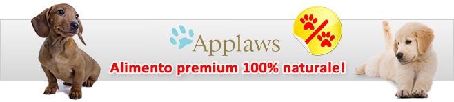 Cibo umido per cani Applaws