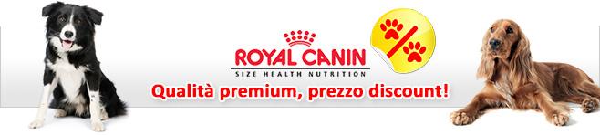 Crocchette Royal Canin Size