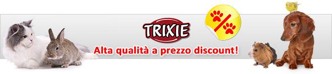 Prodotti per cani, gatti e piccoli animali firmati Trixie