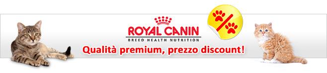 Cibo secco per gatti di razza Royal Canin Breed