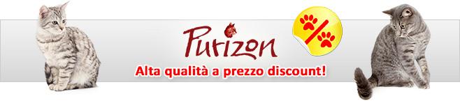 Cibo secco per gatti Purizon