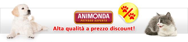 Alimenti per cani e gatti Animonda