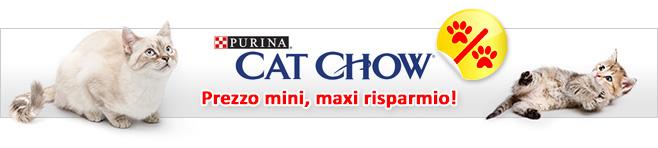 Crocchette per gatti Cat Chow
