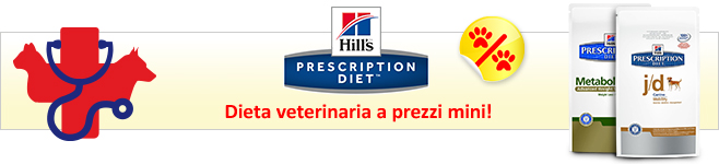 Cibo veterinario per cani e gatti Hill's Prescription Diet
