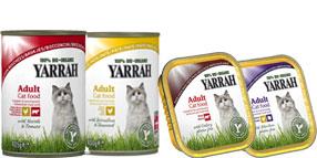 Cibo umido per gatti Yarrah