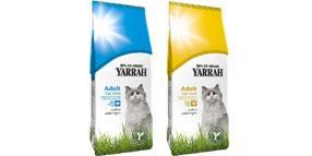 Cibo secco per gatti Yarrah