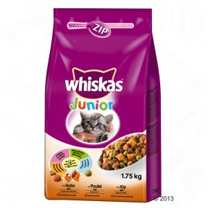 cibo secco whiskas